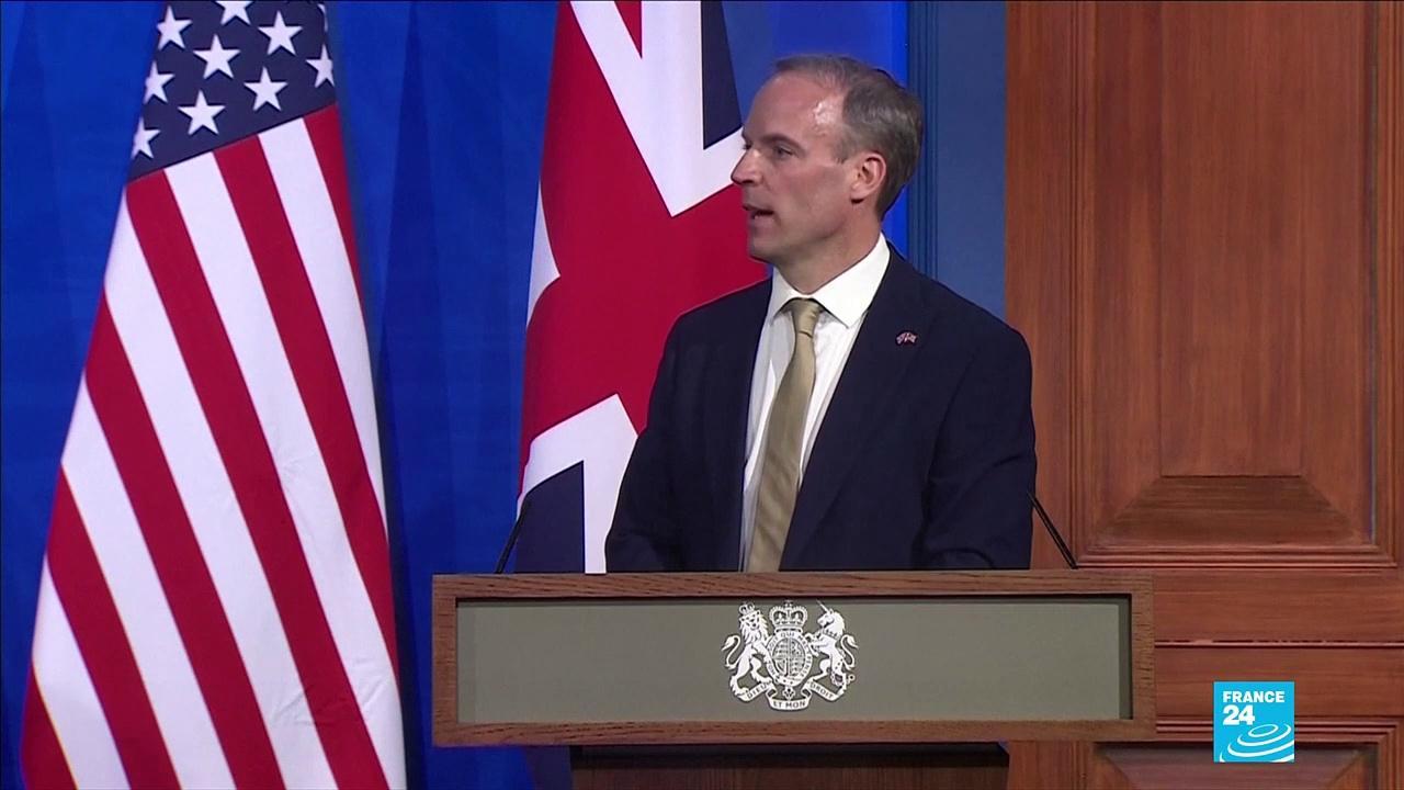 G7 to look at rapid response mechanism to counter Russian 'propaganda', UK's Raab says