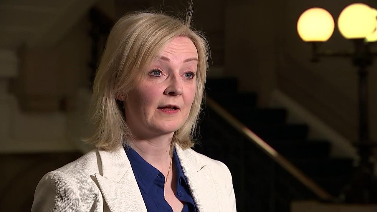 PM has 'met cost' of flat refurbishment says Truss