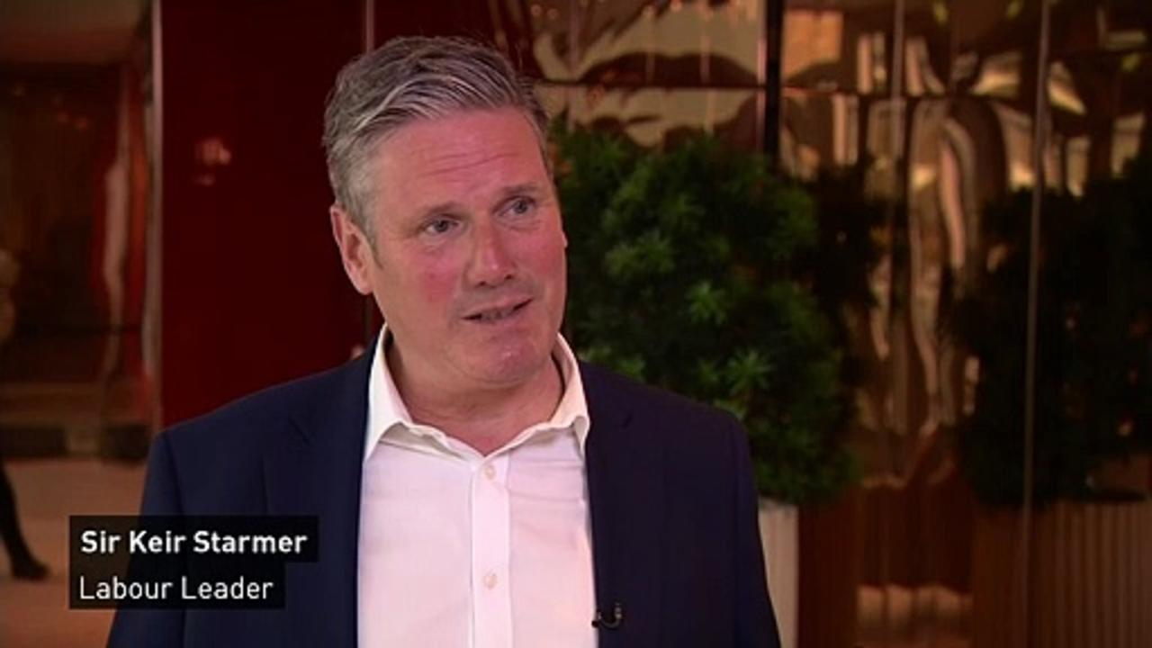 Starmer says to be PM is 'greatest honour'