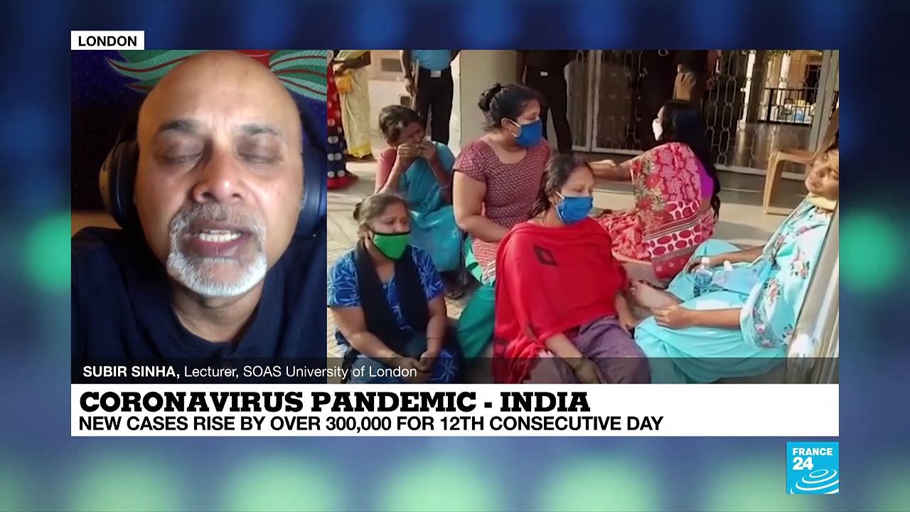Coronavirus pandemic - India