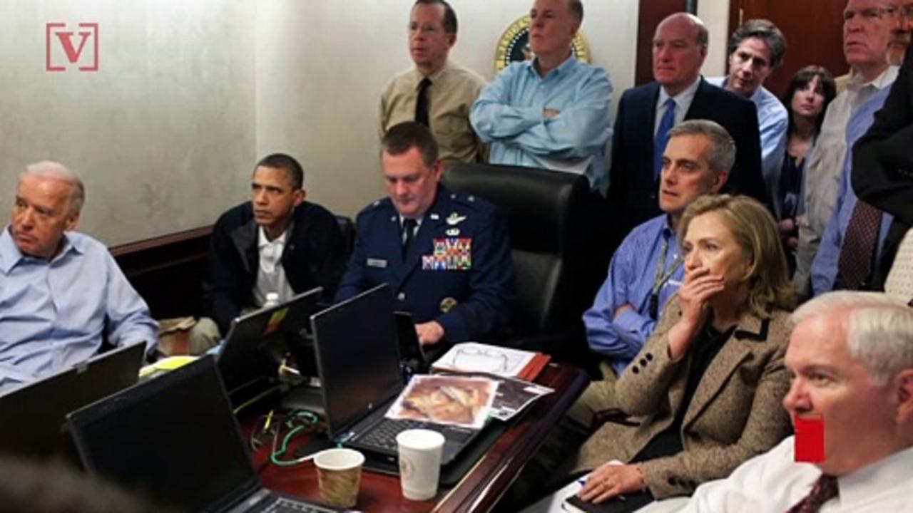 "Situation Room Meetings to Raid bin Laden Were Named ""Mickey Mouse Meetings"" for Secrecy"