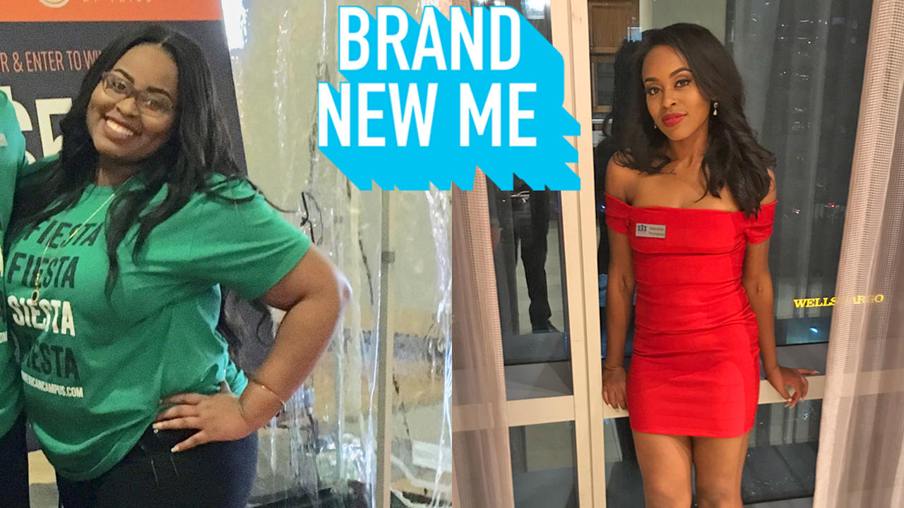 I Lost 107lbs - Now I Know My Worth | BRAND NEW ME
