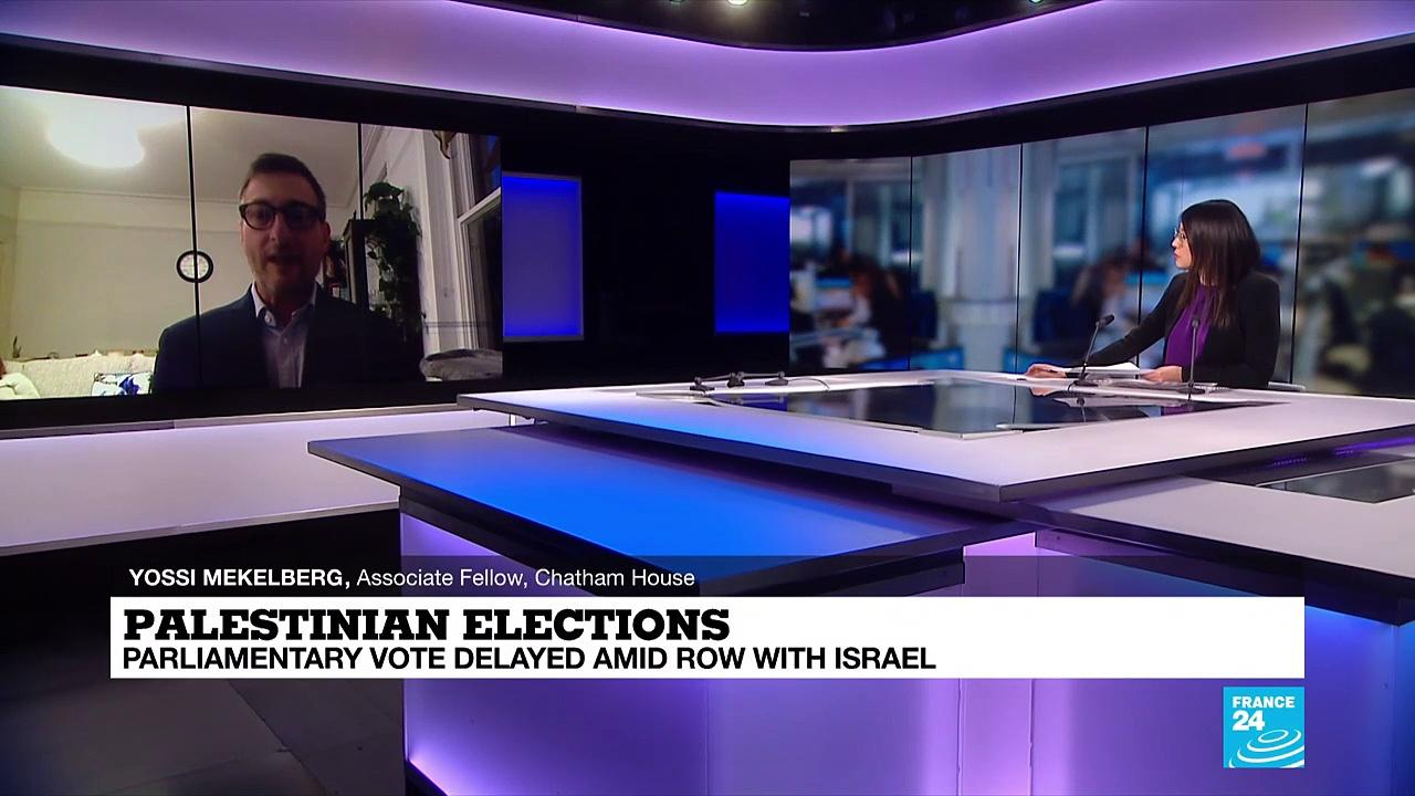 PALESTINIAN ELECTIONS DELAYED