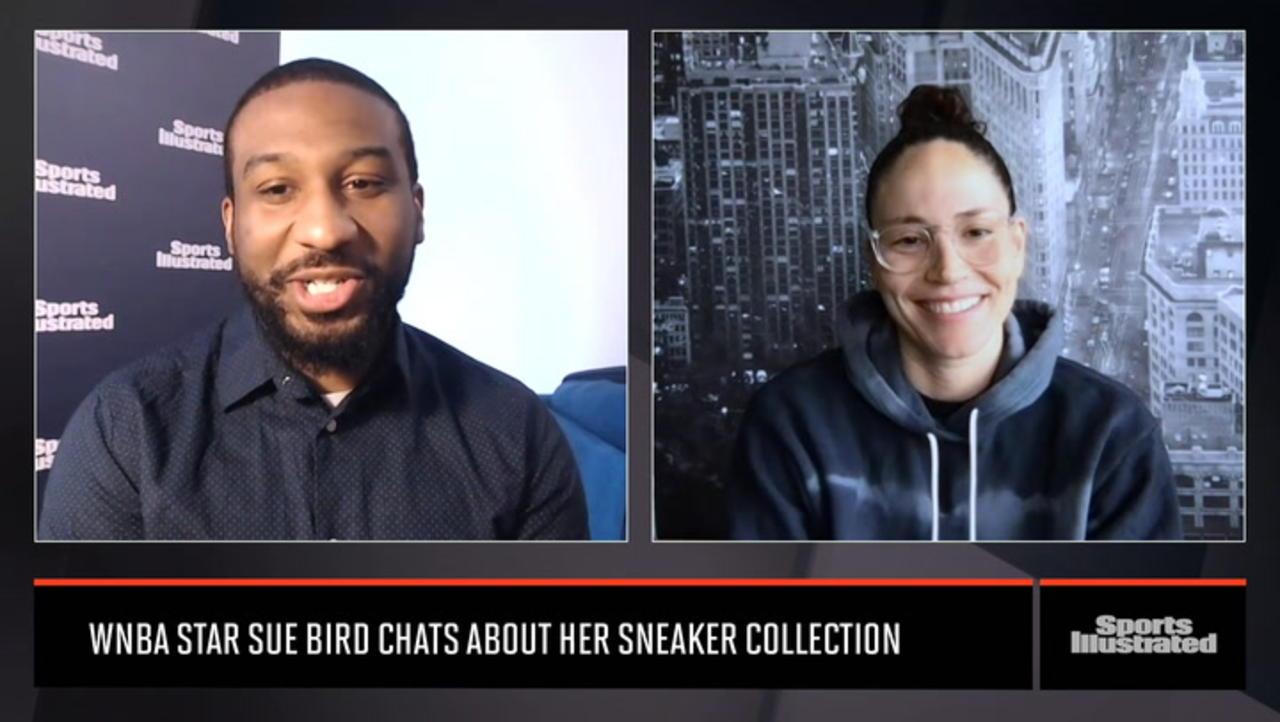 Basketball Star Sue Bird Breaks Down the Art of WNBA Sneaker Culture