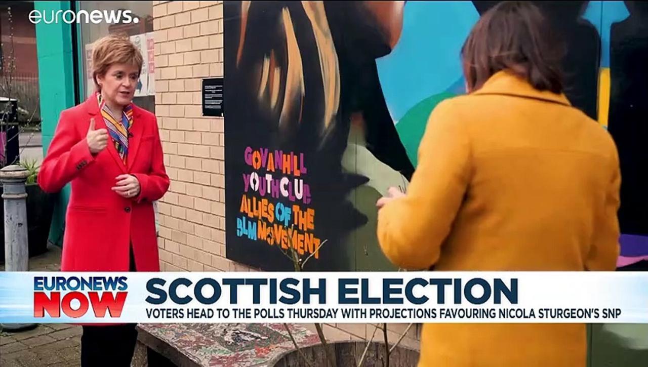 Scotland: SNP seeks mandate for fresh independence referendum