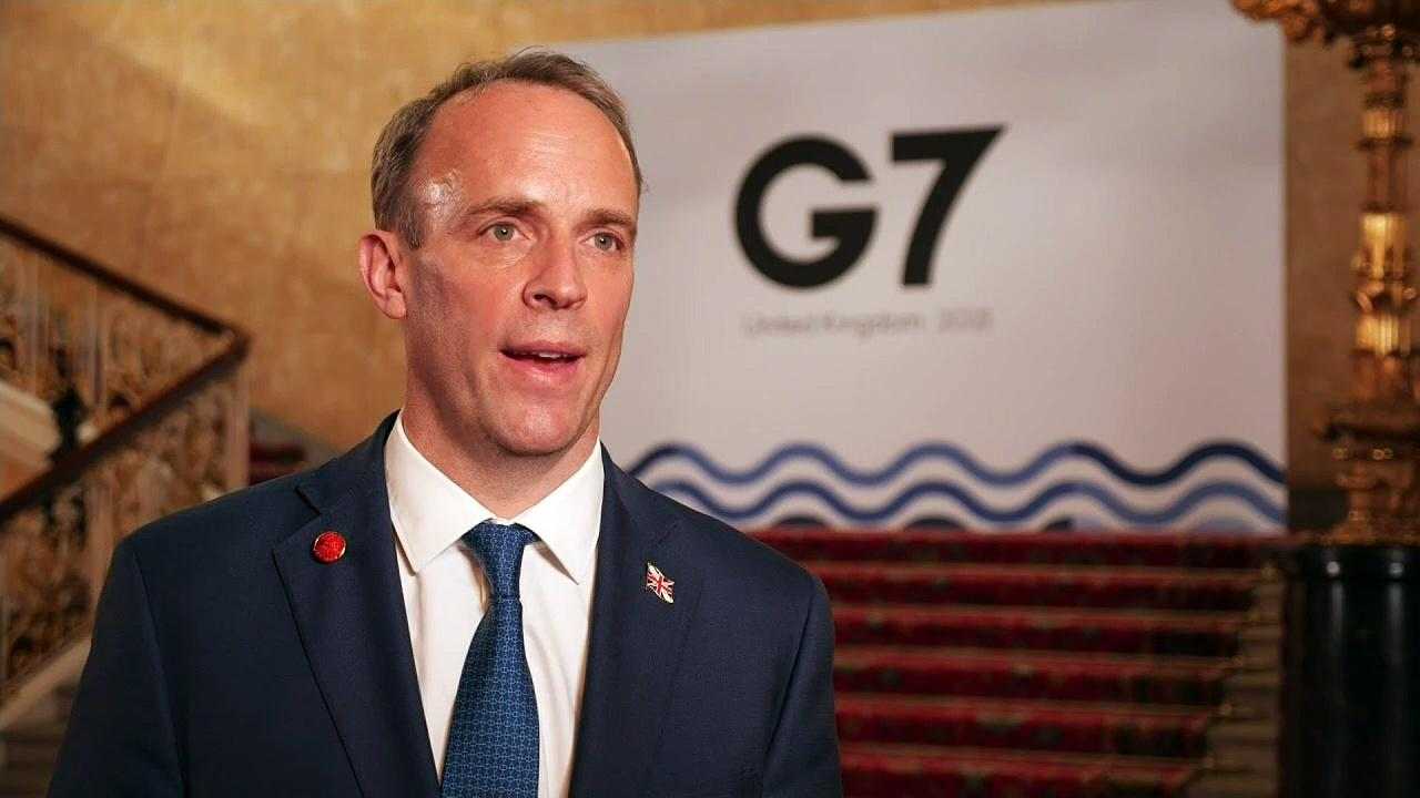 Raab; Important to listen to what India needs