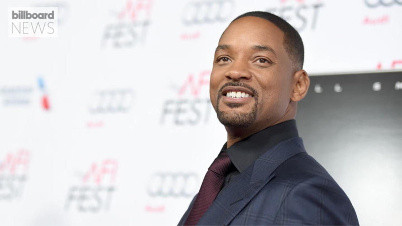 Will Smith is Getting Into the 'Best Shape of My Life' With New YouTube Fitness Series | Billboard News