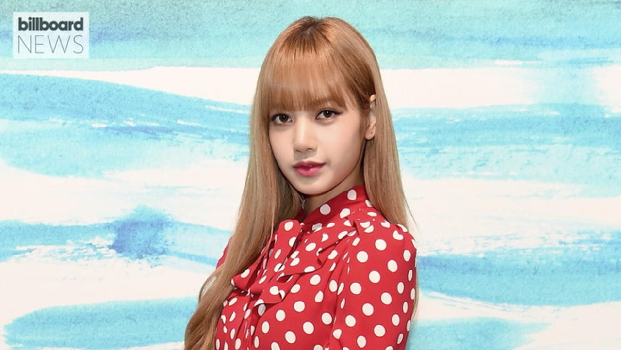 Blackpink's Lisa Slays 'Kick Back' Choreography After Learning From NCT's Ten | Billboard News
