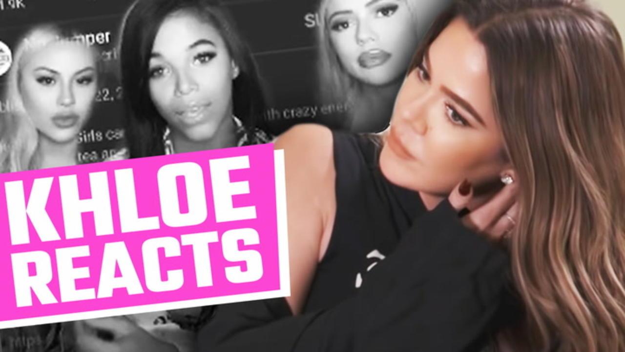 Khloe Kardashian Reacts To Tristan Thompson Cheating Rumors