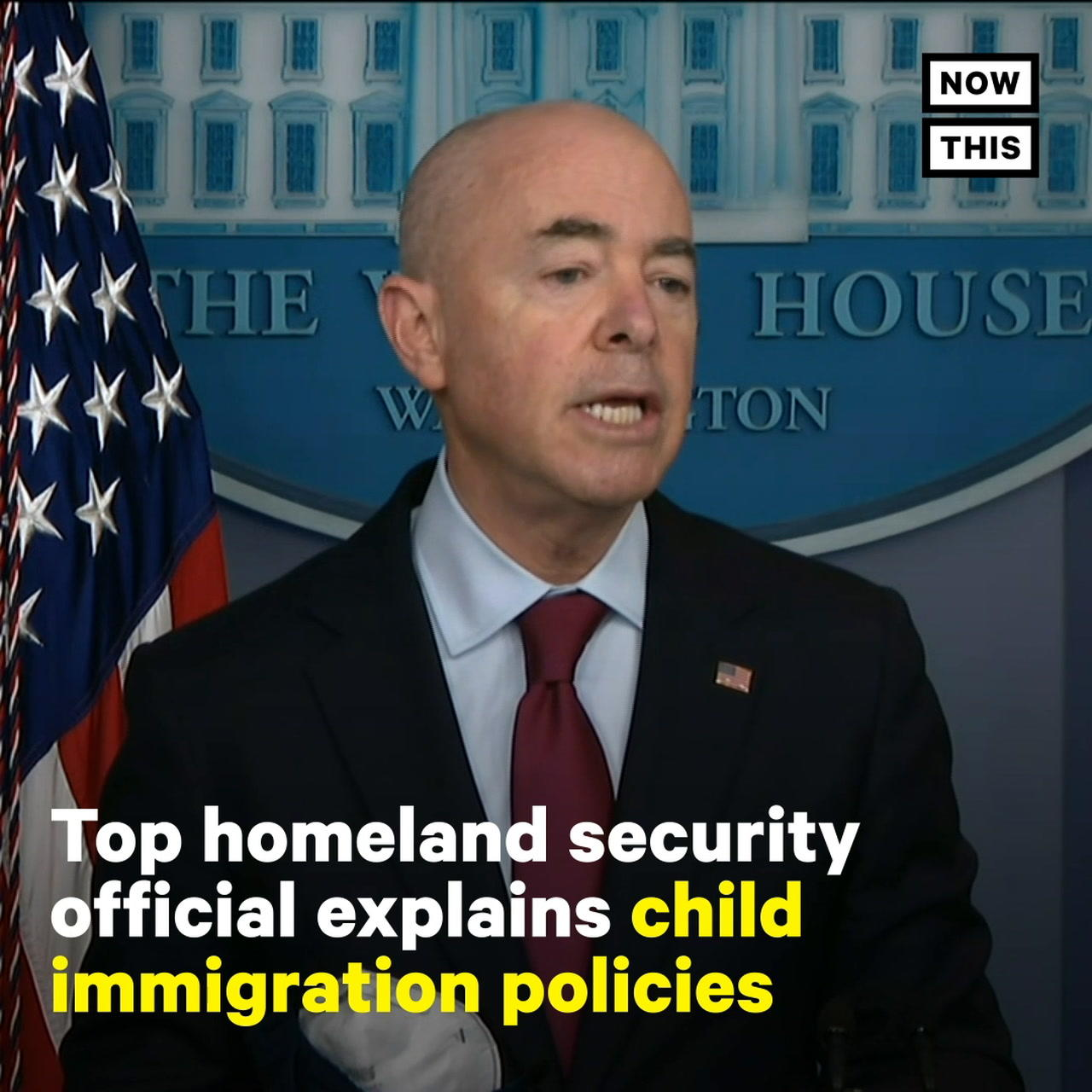 DHS Sec. Mayorkas on Rebuilding Immigration System Post-Trump: 'The Entire System Was Gutted'