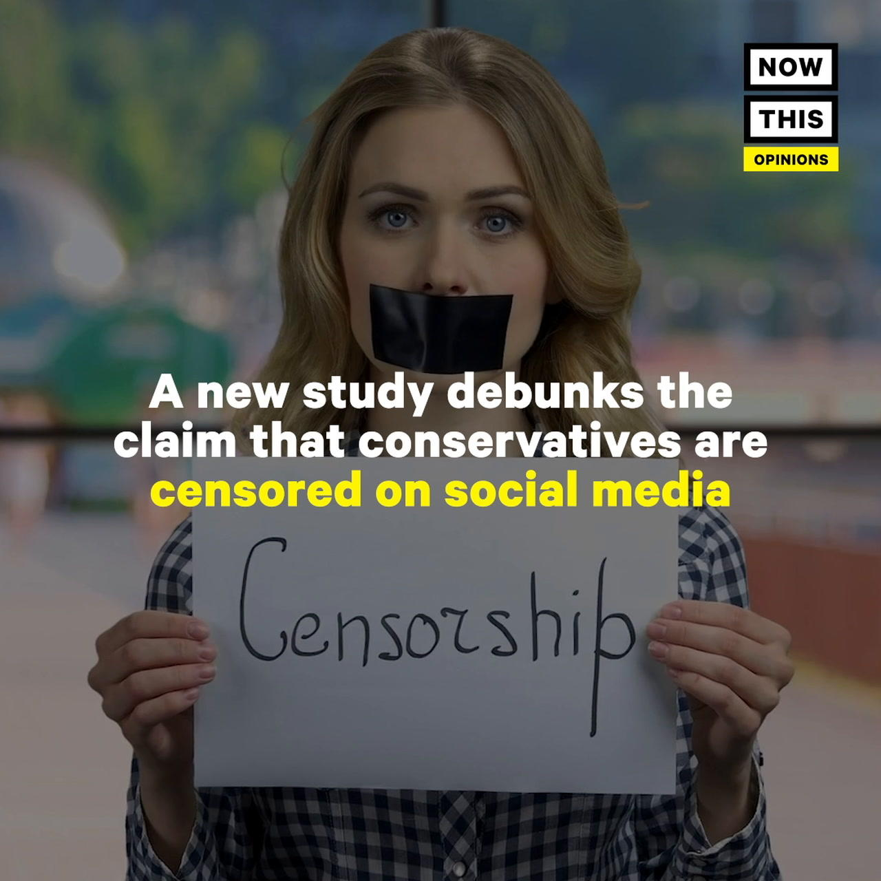Study Debunks GOP Talking Point That Big Tech is Censoring Conservative Voices