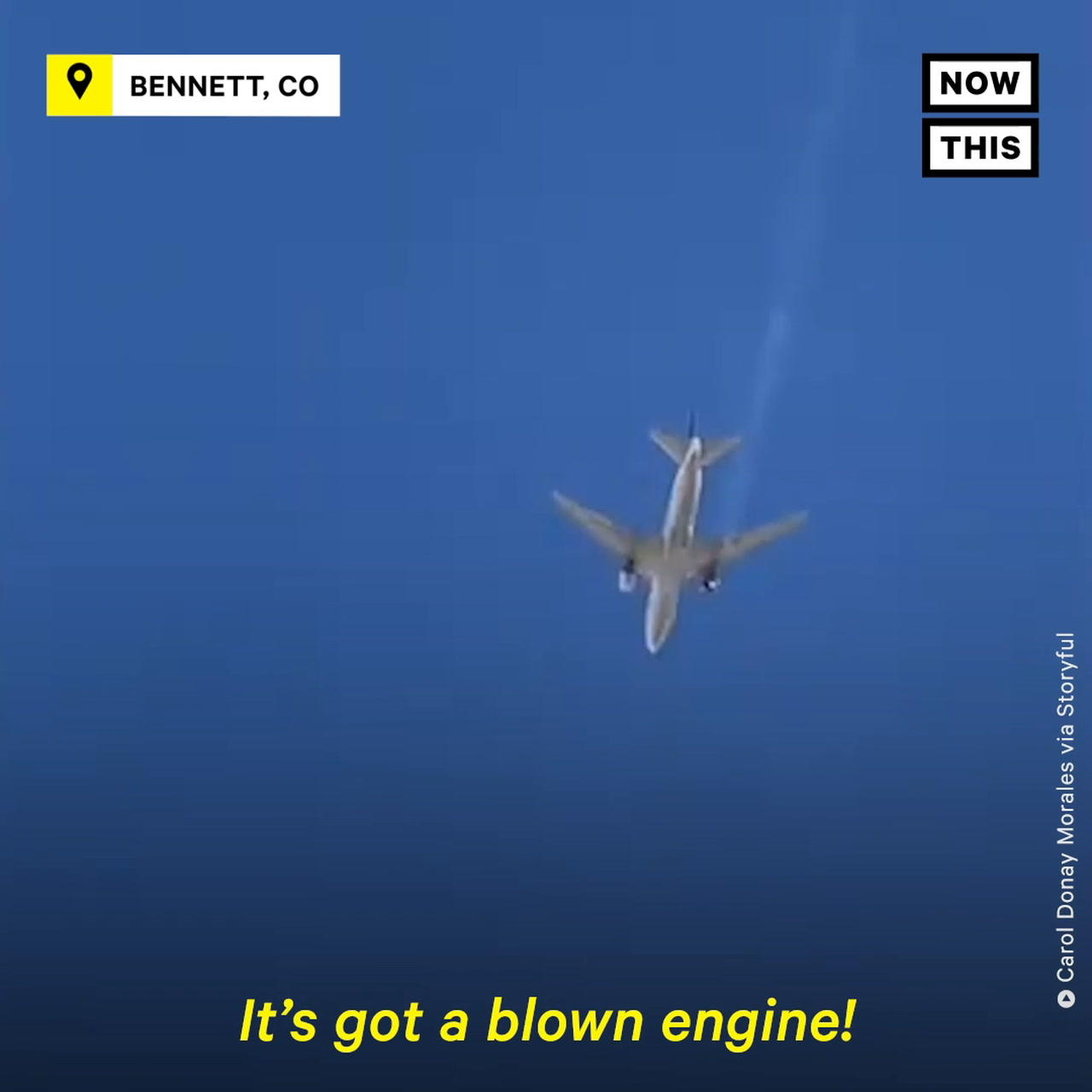 Boeing 777 Engine Fails on United Flight with 200+ Passengers On Board