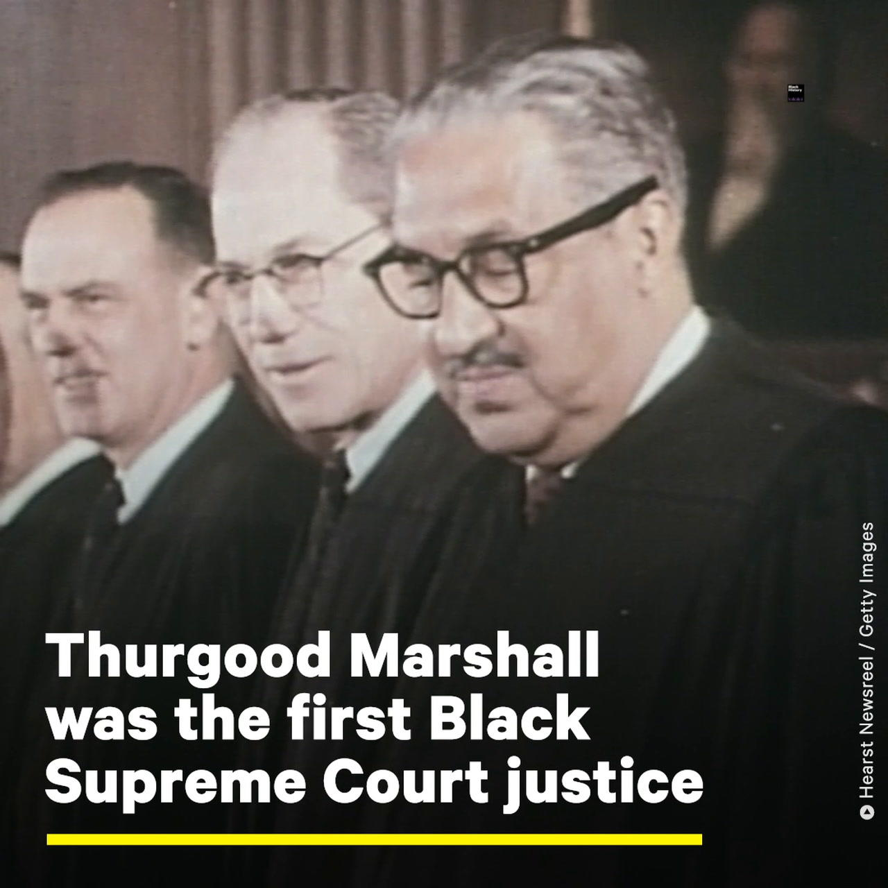BHM: Thurgood Marshall Understood Antiracism Back in 1988