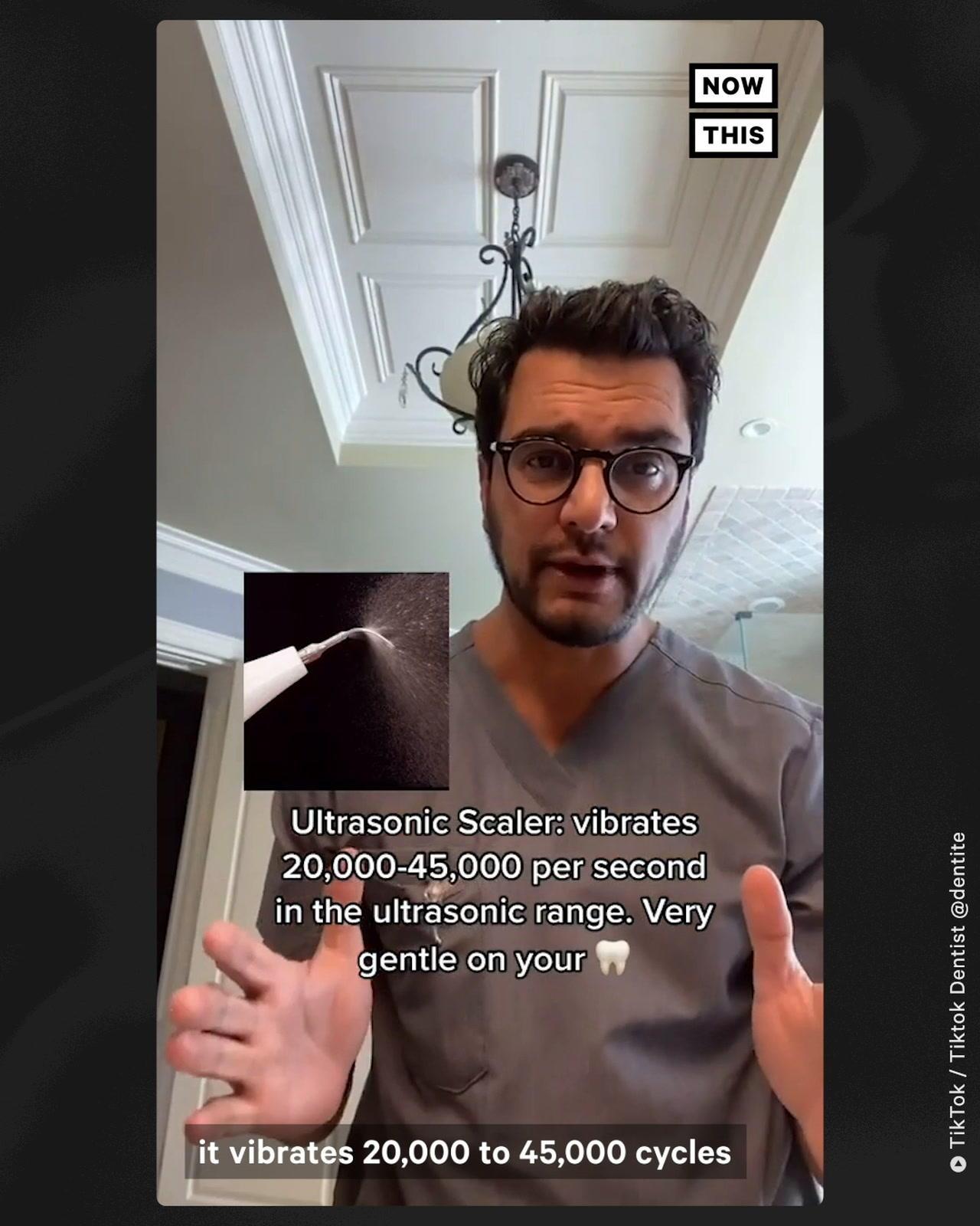 Dentist Goes Viral on TikTok