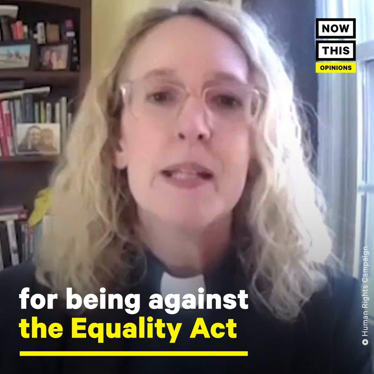 This Pastor is Calling on Congress to Pass the Equality Act