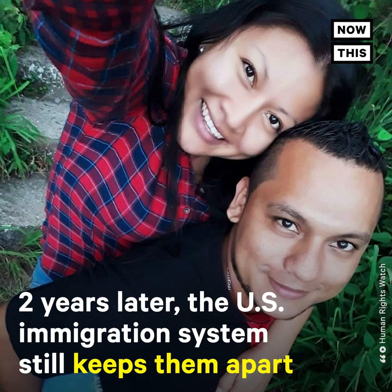 Pregnant Asylum Seeker Separated From Husband at U.S.-Mexico Border