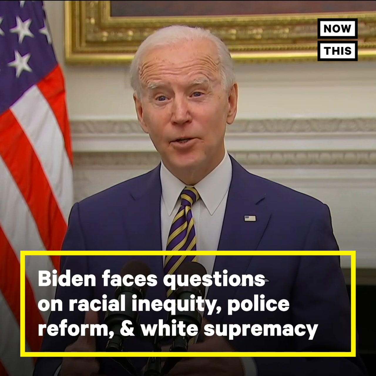 Pres. Biden Condemns White Supremacists, Answers Questions on Race and Policing at CNN Town Hall