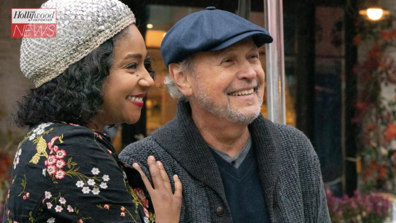 Billy Crystal and Tiffany Haddish Talk Their New Comedy 'Here Today' | THR News