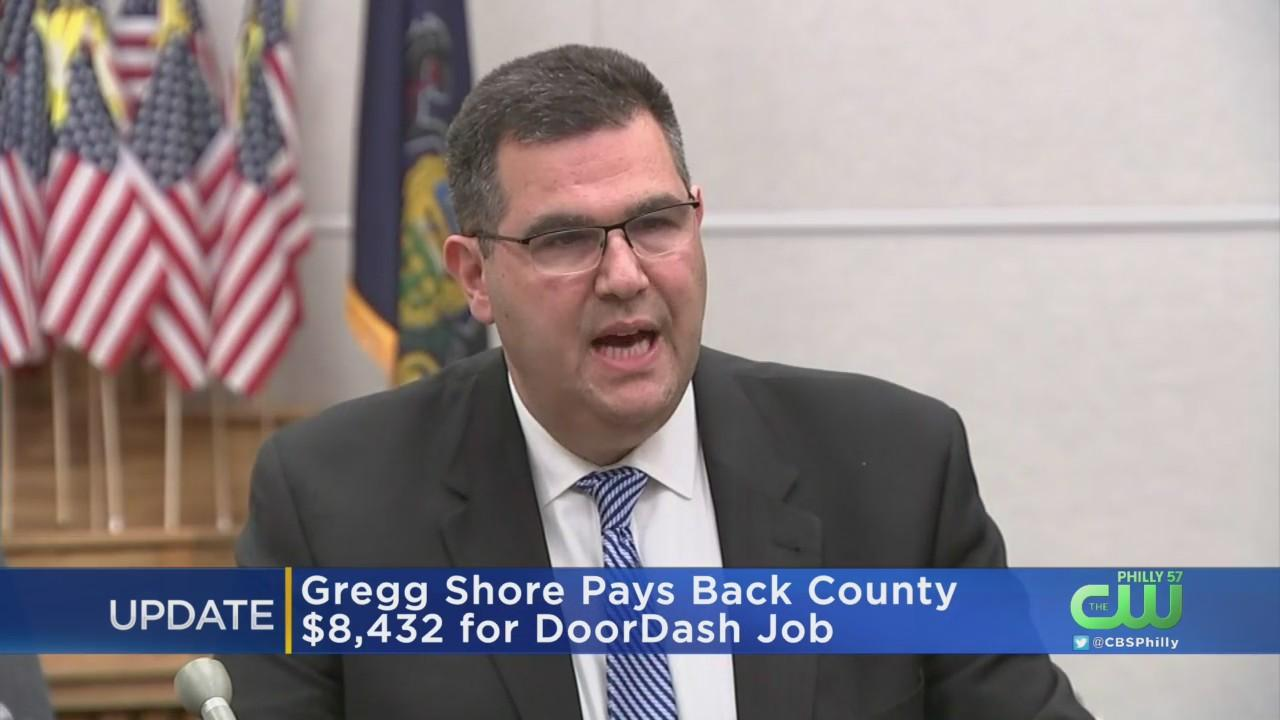 Former Bucks County Assistant DA Pays Back Nearly $8,500 After Delivering For DoorDash During Work Hours