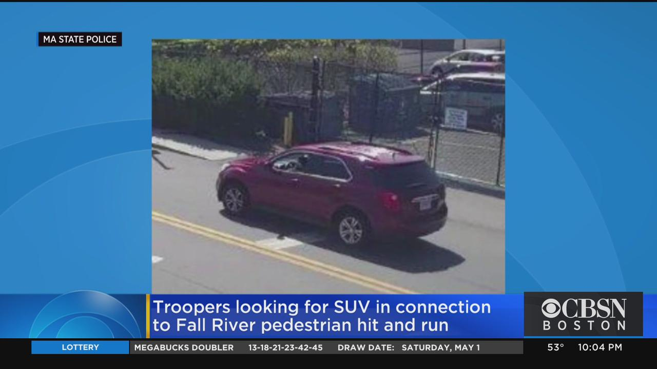 State Police Search For Driver After Hit & Run In Fall River
