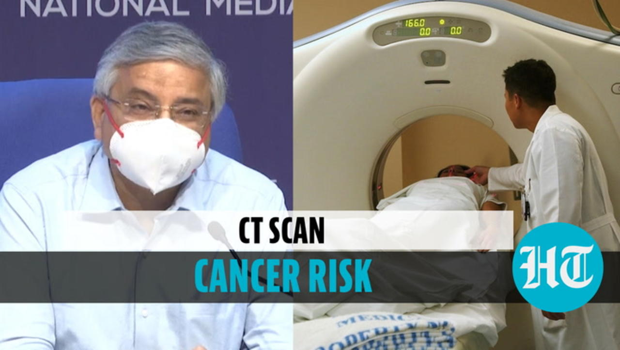 '1 CT scan = 300 X rays': AIIMS chief warns of cancer risk, overuse amid Covid