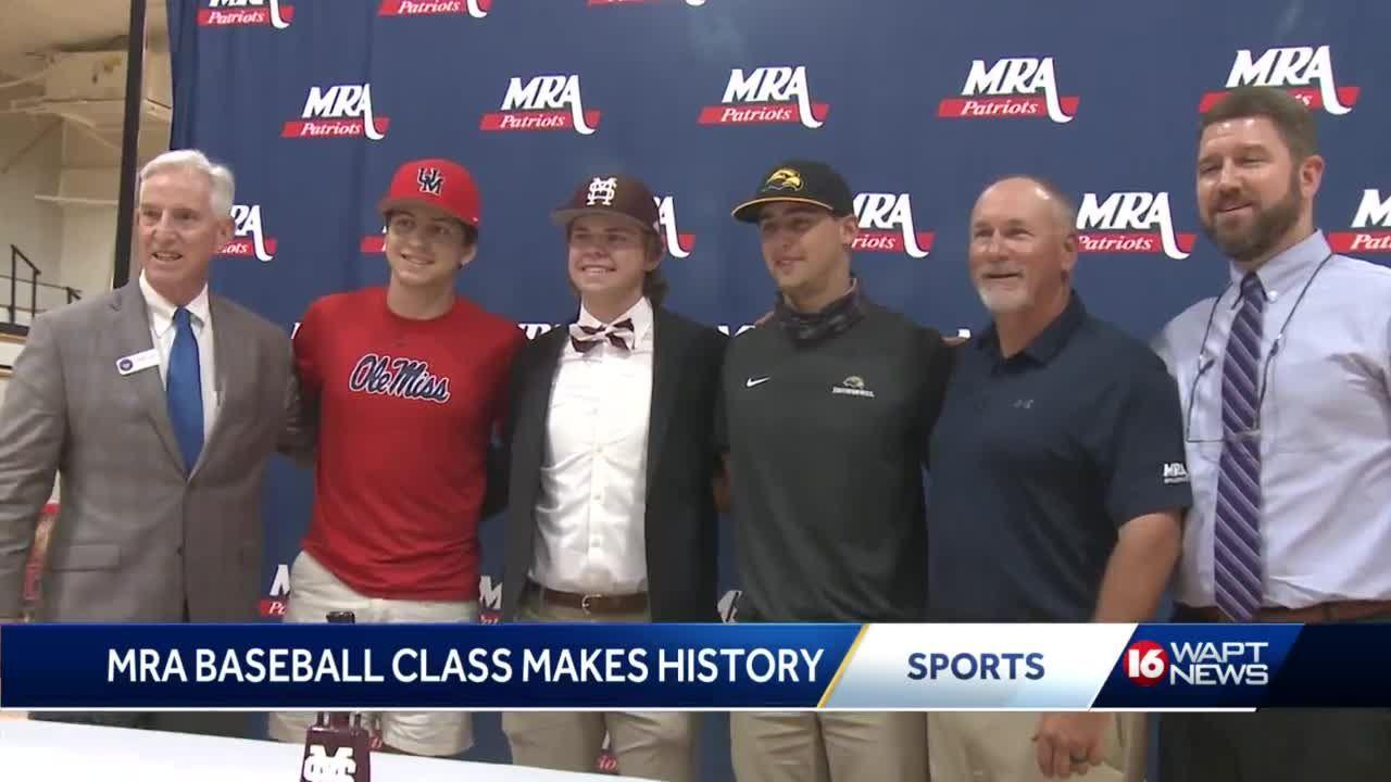 MRA's baseball class is one of a kind