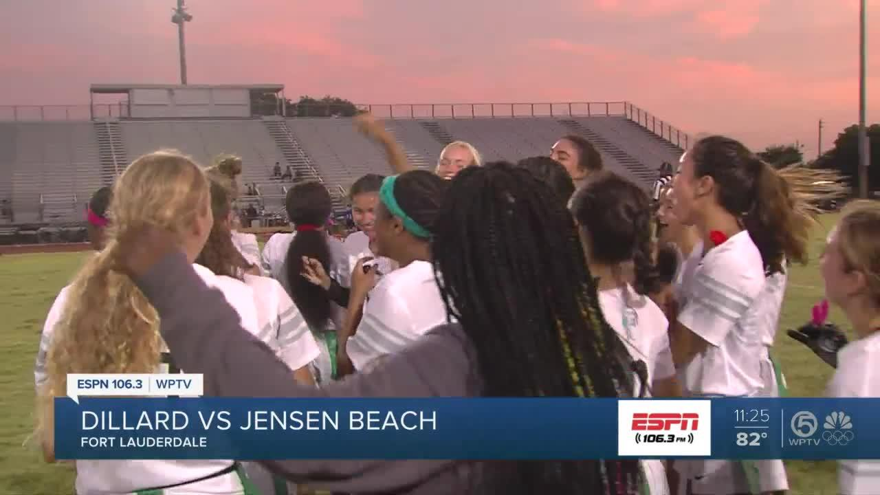 Jensen Beach going to final four