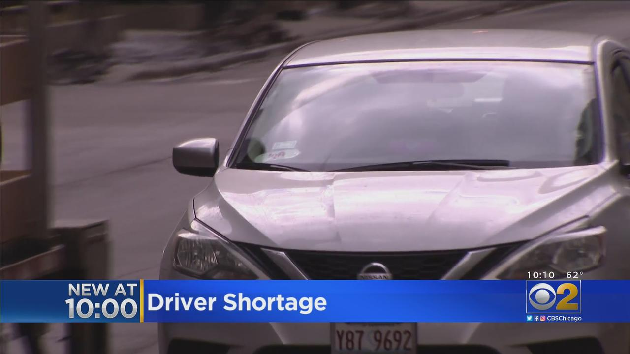 A Driver Shortage Is Making It Harder To Get A Rideshare In Chicago