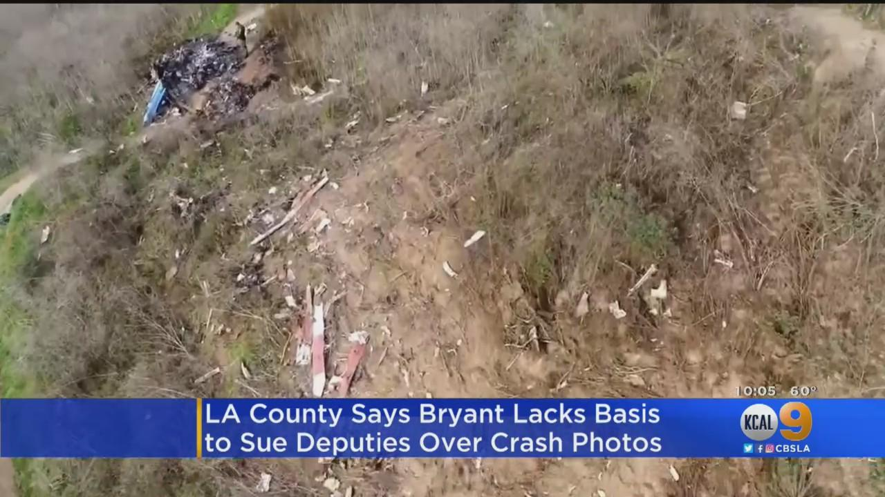 County Claims Vanessa Bryant Lacks Legal Basis To Sue Deputies Over Crash Site Photos In New Filing
