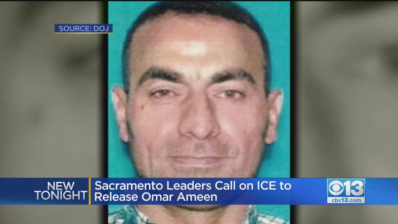 City Leaders Urge ICE Release Omar Ameen, Arguing He Was Scapegoat For Trump Administration