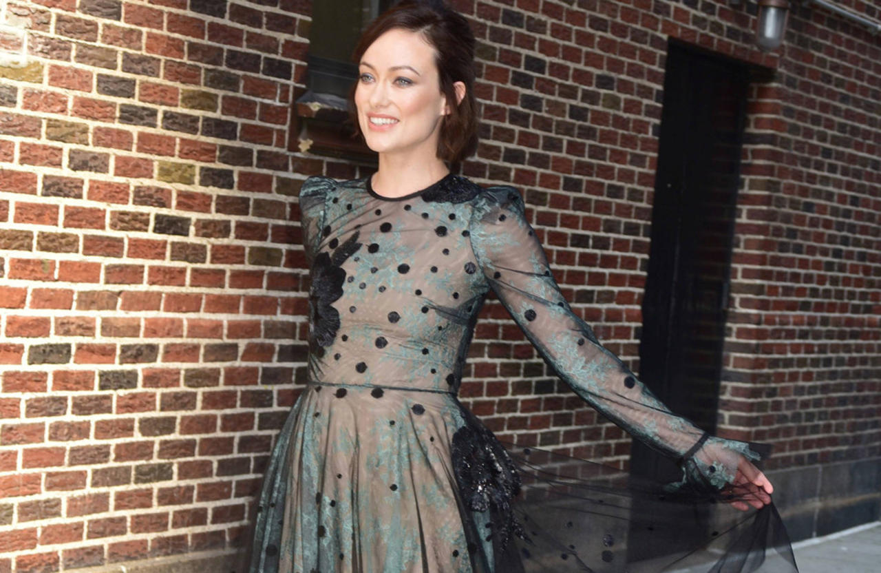 Olivia Wilde granted restraining order against man who claimed he was her lover