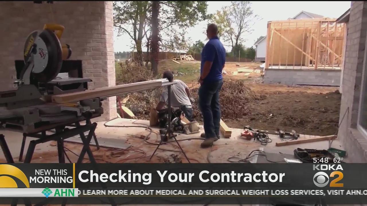 Choosing A Contractor (Pt. 2)