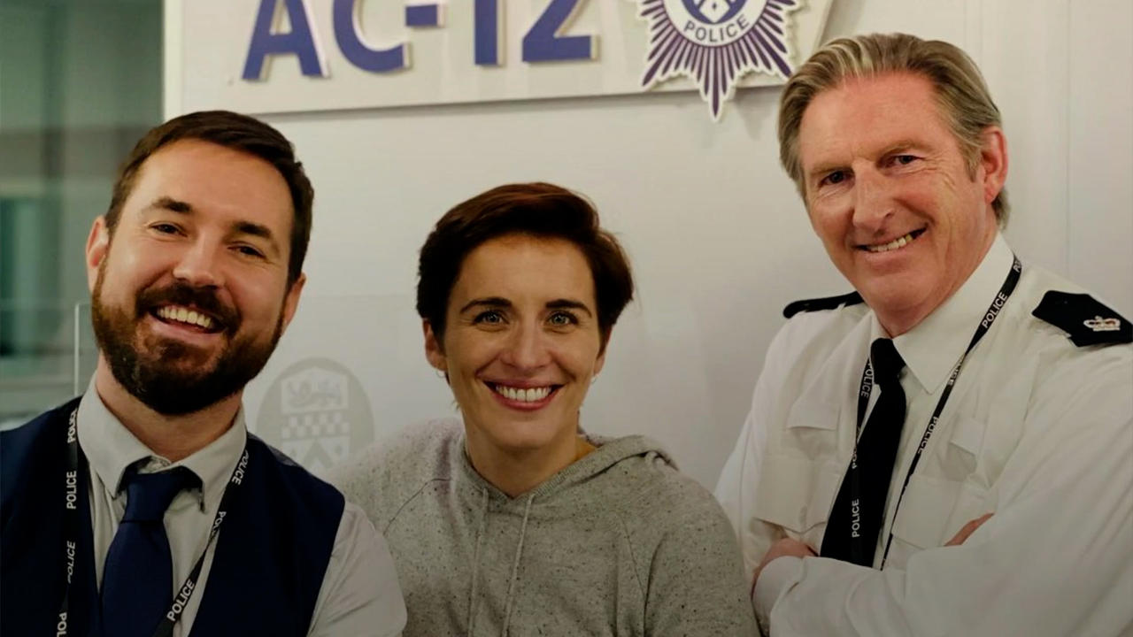 Vicky McClure and Martin Compston to get AC-12 tattoos after Line of Duty finale