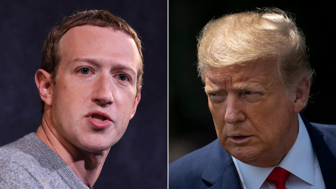 Will Trump be allowed back on Facebook? This board will decide