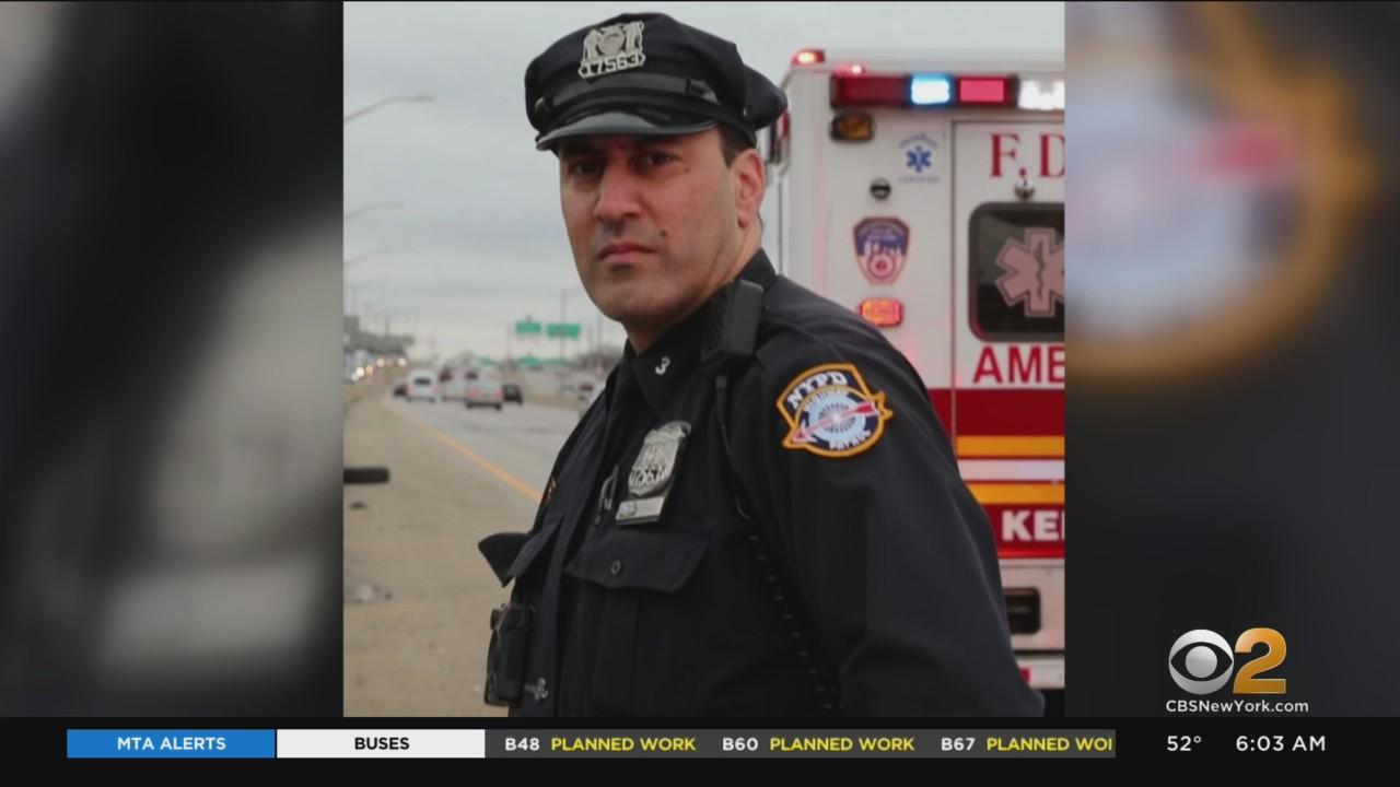 Funeral Today For NYPD Officer Tsakos