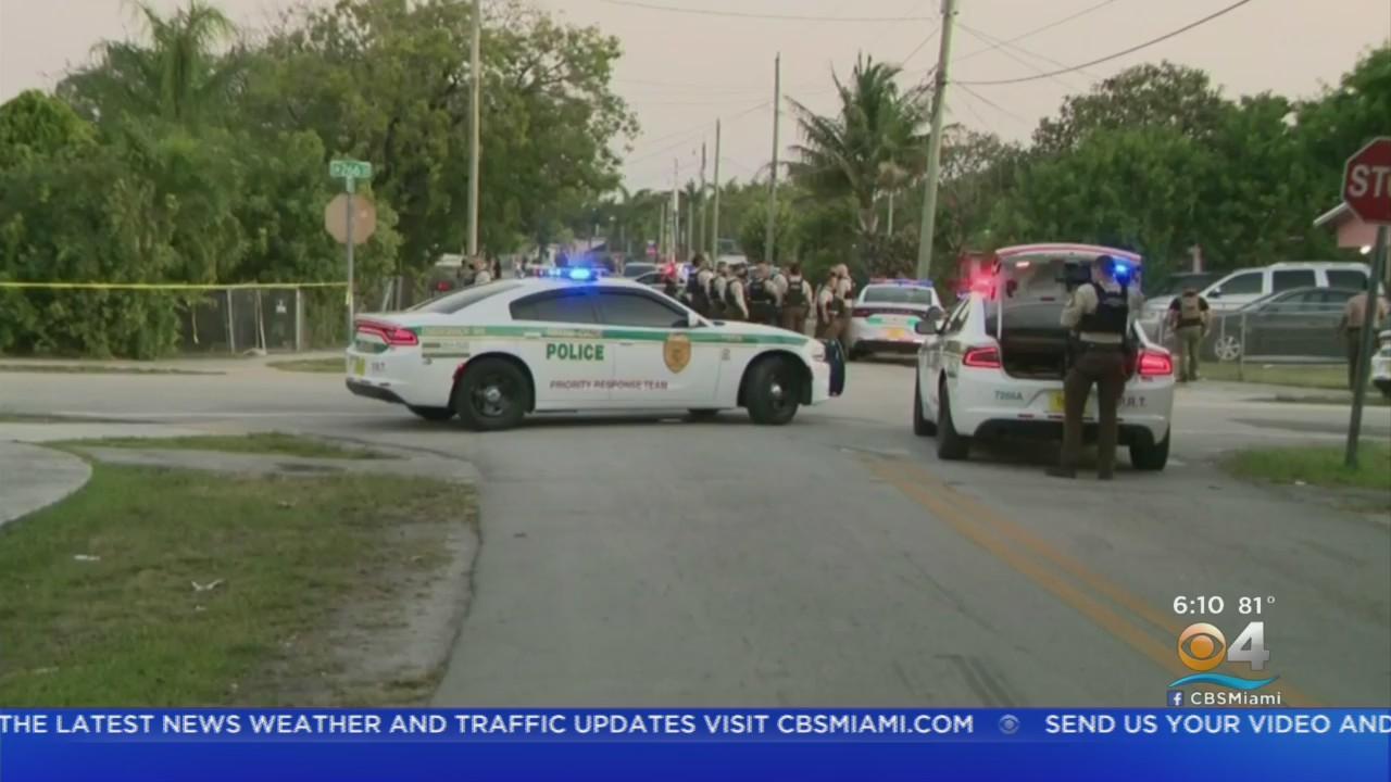 Woman Killed, Toddler Injured In Southwest Miami-Dade Shooting