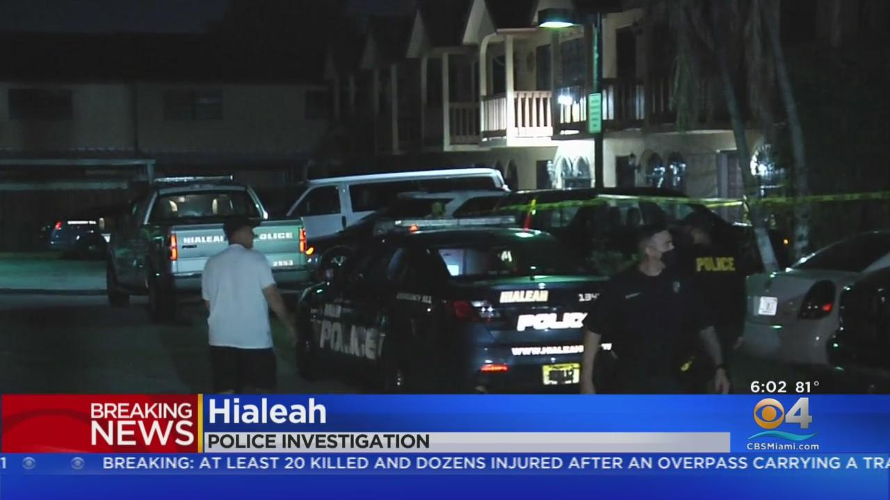 Hialeah Police Investigation Involves Townhomes, Hotel