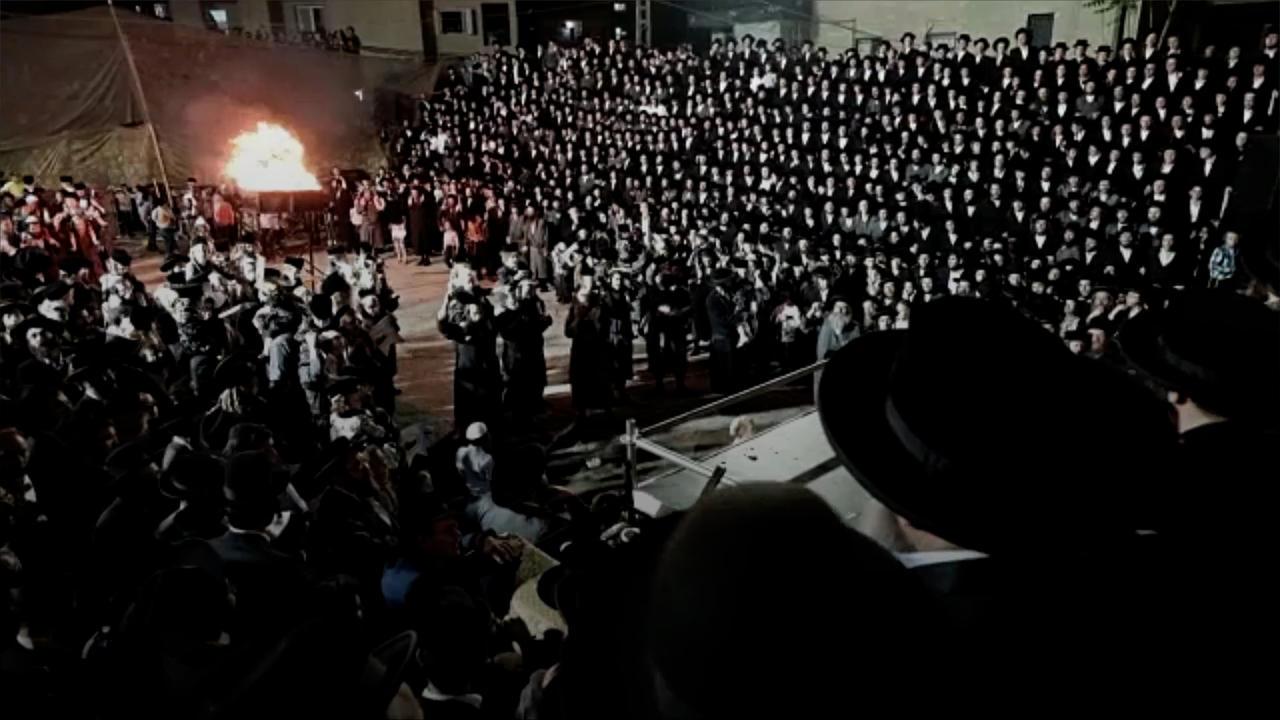 Una estampida durante un festival religioso  deja al menos 45 muertos en Israel
