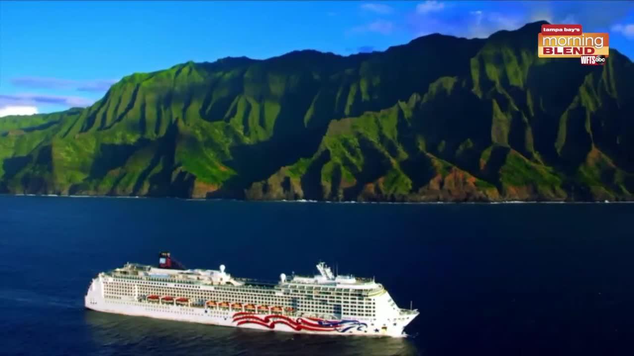 Norwegian Cruise Line Giving Joy | Morning Blend