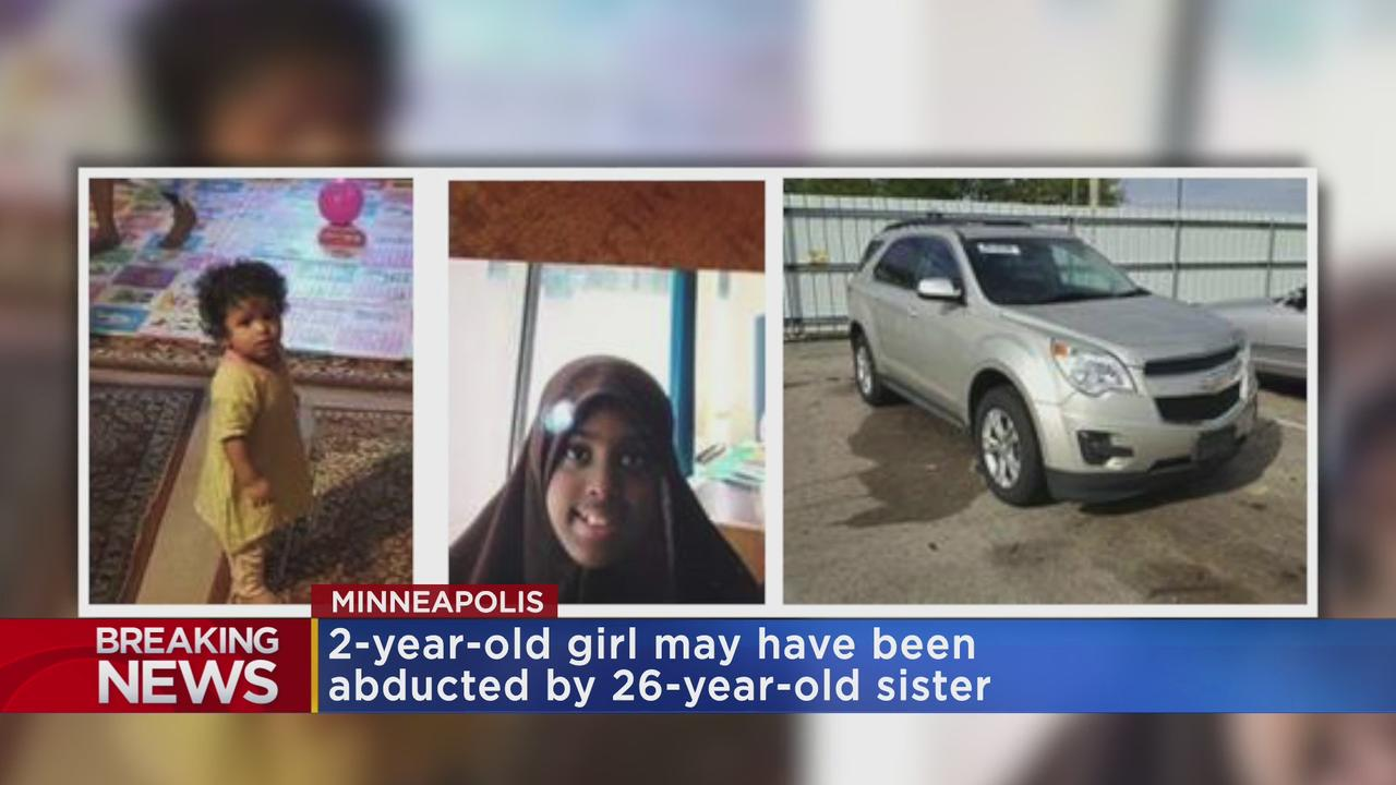 Police Seek Public's Help Locating Possibly Abducted 2-Year-Old