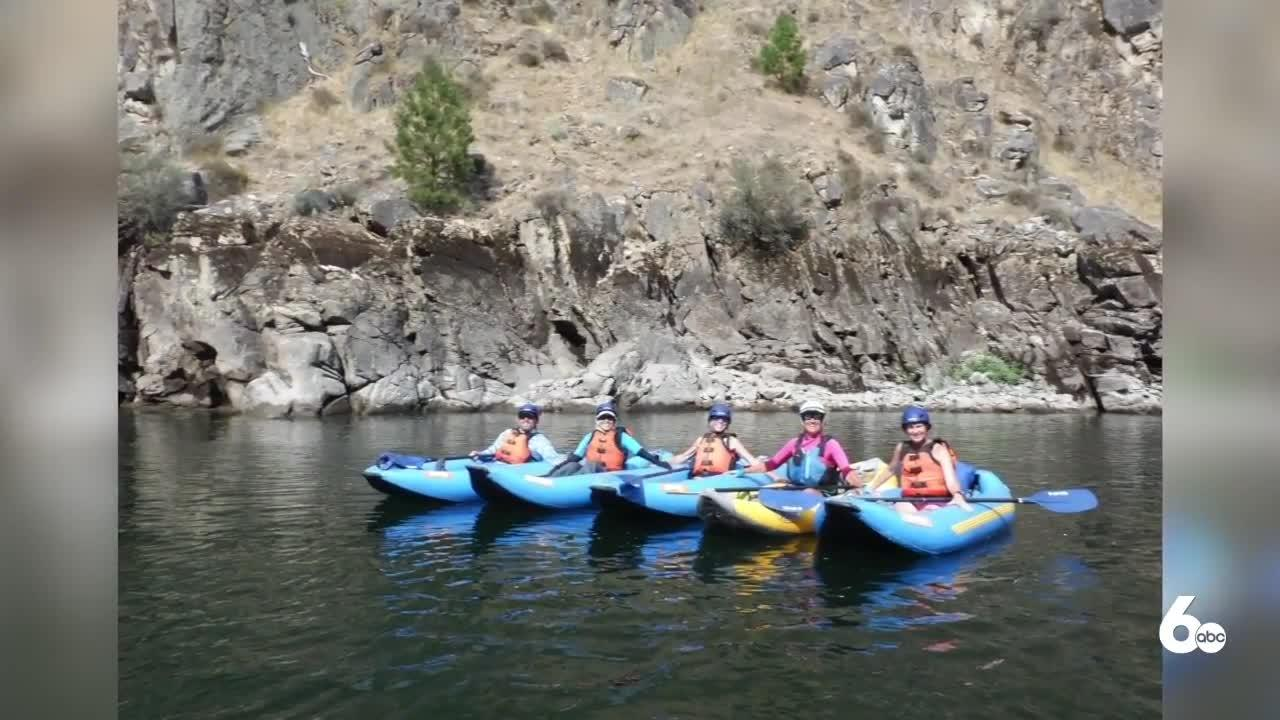 River Discovery connects cancer survivors with the great outdoors