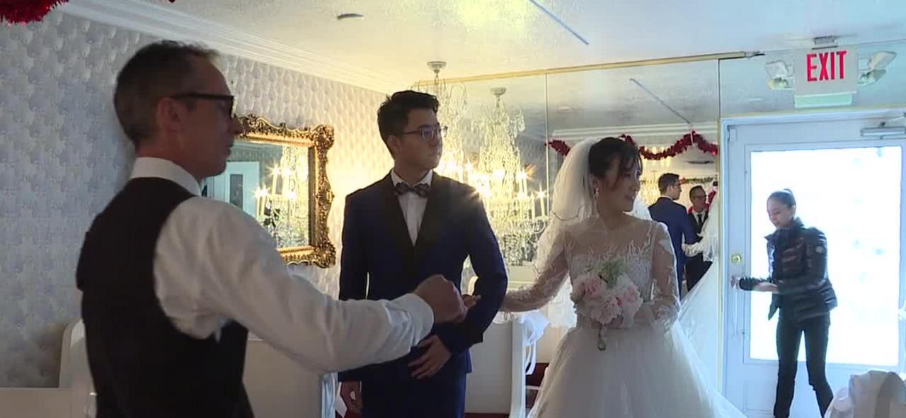 Vegas Chapel offering wedding package on National Star Wars Day