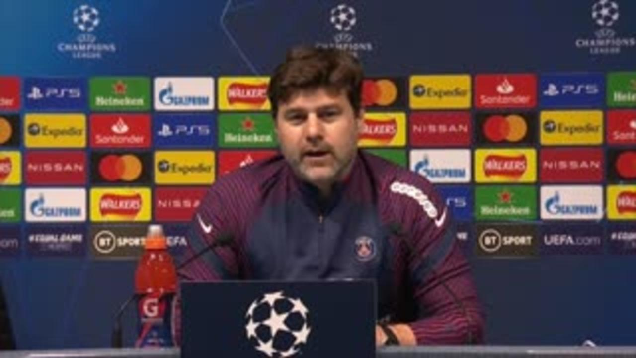 Poch: PSG ready for Man City 'battle'