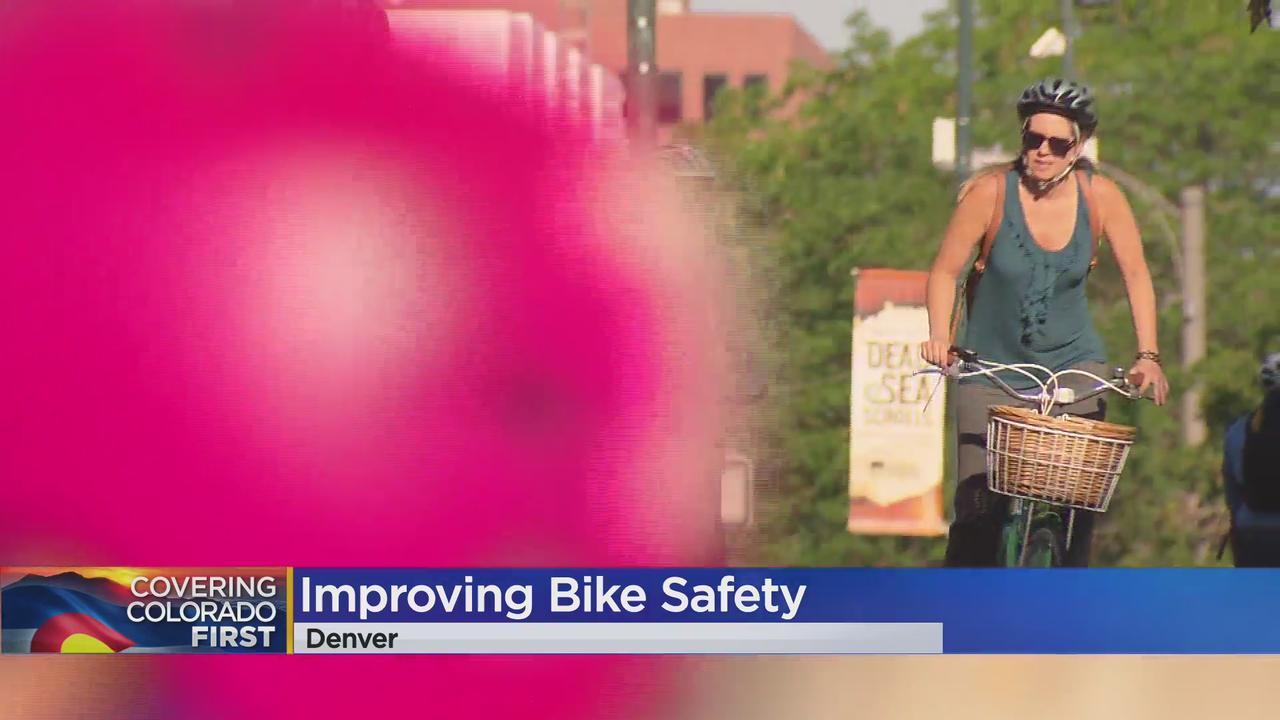 New Study Aims To Better Understand Cycling Patterns In Denver