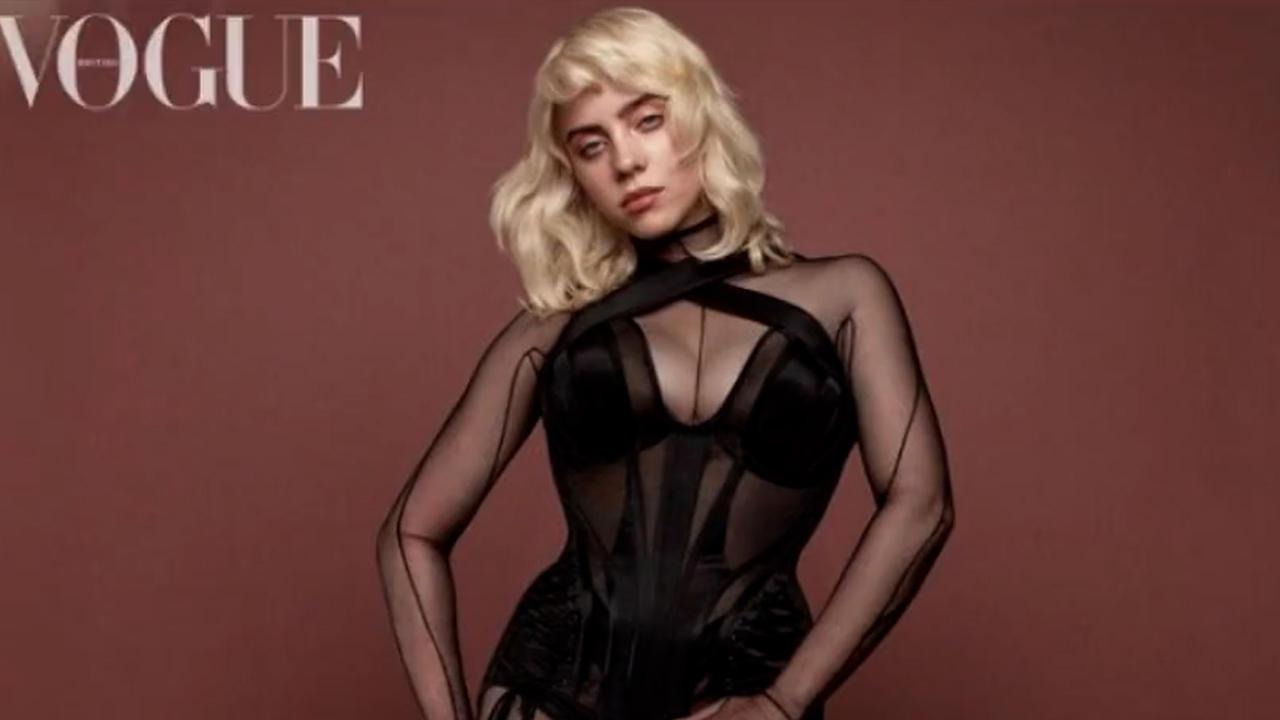Billie Eilish's Vogue cover shots break Instagram records
