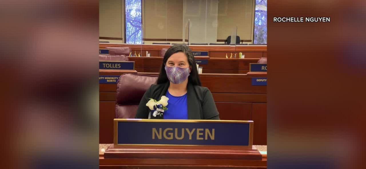 AAPI HERITAGE MONTH: Assemblywoman Rochelle Nguyen blazing trails