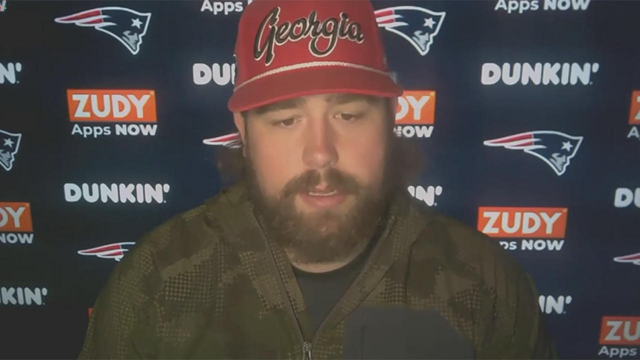 David Andrews Ready 'To Get Ball Rolling' With New-Look Patriots