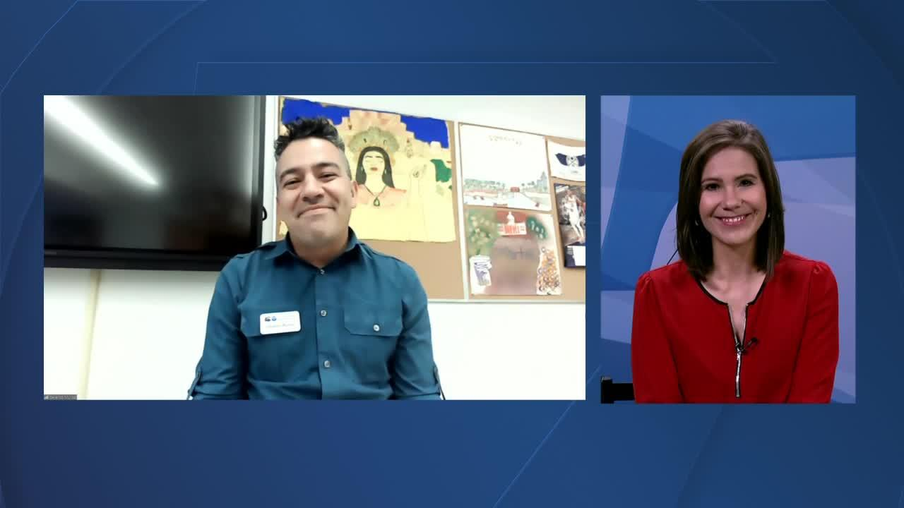 1-on-1 with 2021 Colorado Teacher of the Year