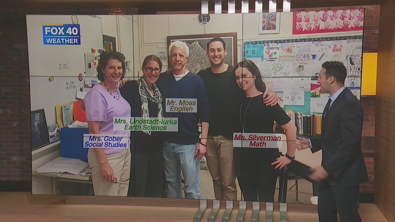 National Teacher Appreciation Day: Adam Epstein shares his favorites