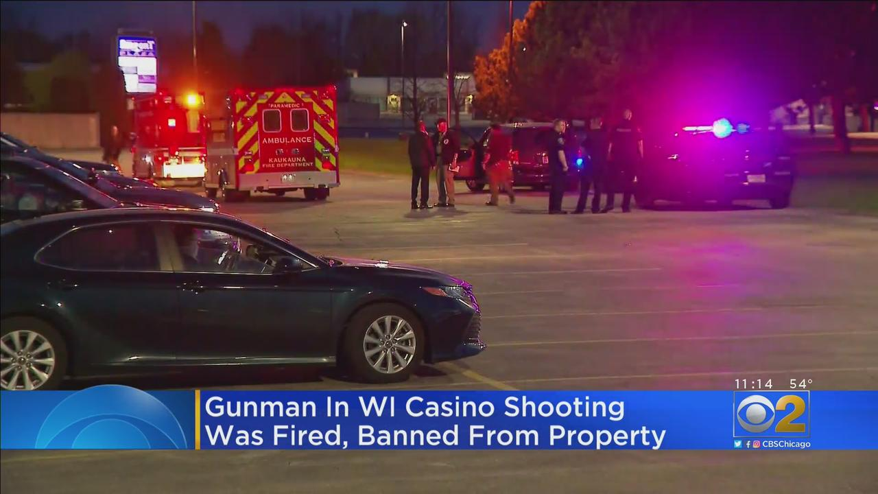Wisconsin Casino Shooter Was A Fired Employee Banned From The Property, Sheriff Says
